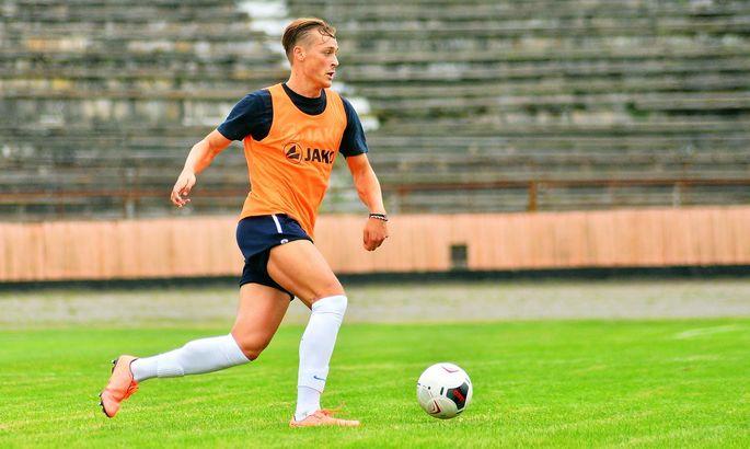 Хорватский защитник намерен выйти в еврокубки вместе с ПФК Львов