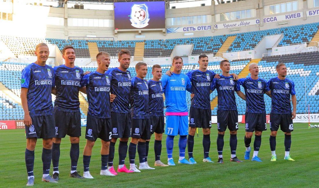 Черноморец представил новую форму на сезон - изображение 4