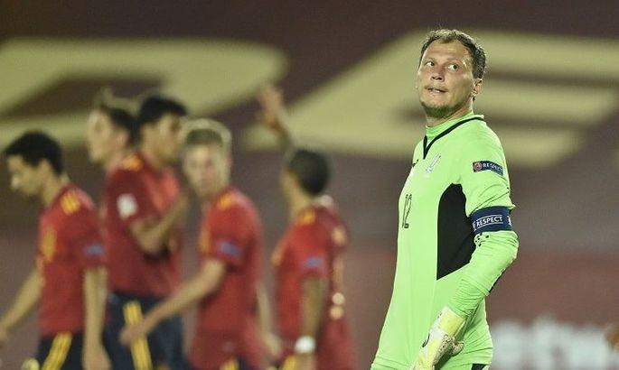 Гай: Мы переоценили возможности сборной Испании. Не были готовы психологически