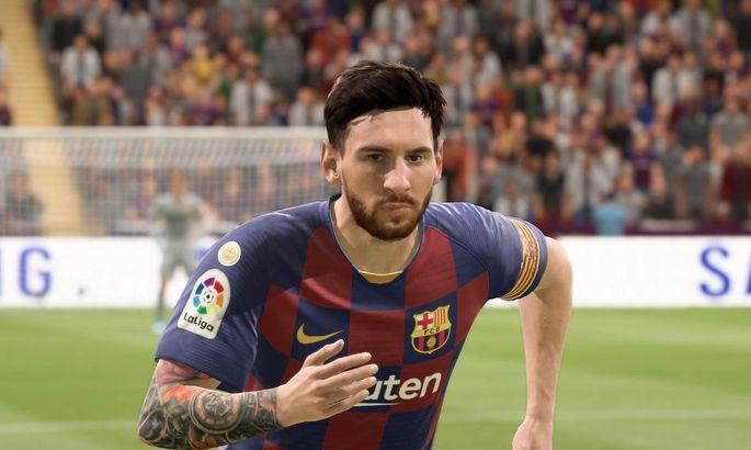 Месси - лучший игрок мира по версии FIFA 21. Роналду и Левандовски в тройке