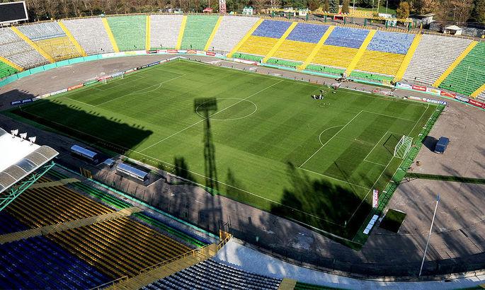 Карпати орендували на 10 років стадіон Україна у Львові
