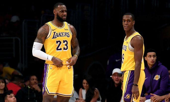 Лейкерс пожаловались на НБА за несправедливое судейство