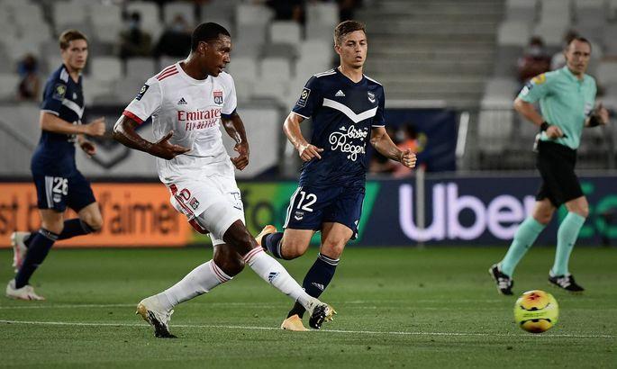 Бордо - Лион 0:0. Без ворот и с плохой игрой Депая