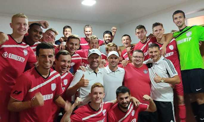 Вторая лига. 2-й тур, Эпицентр вырывает победу в Чернигове, геройство Буковины в Макарове - обзор матчей субботы