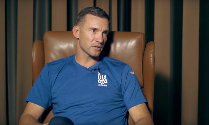 Андрей Шевченко: Самое главное в сборной - я ставлю требования по дисциплине