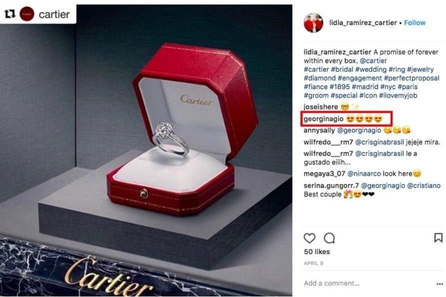 Криштиану Роналду сделал предложение Джорджине и подарил кольцо за космическую сумму. ФОТО - изображение 1