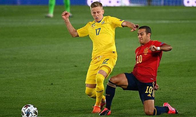Зинченко: Игроки Сити травили после поражения от Испании - это юмор