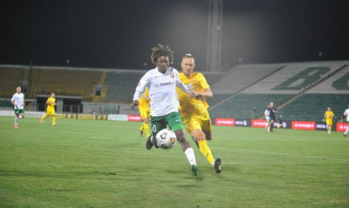Ворскла - Ингулец 2:0. Обзор матча и видео голов