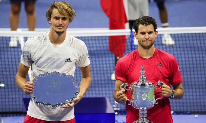 Тім став чемпіоном US Open, відігравши у Звєрєва 2 сети і подачу на титул
