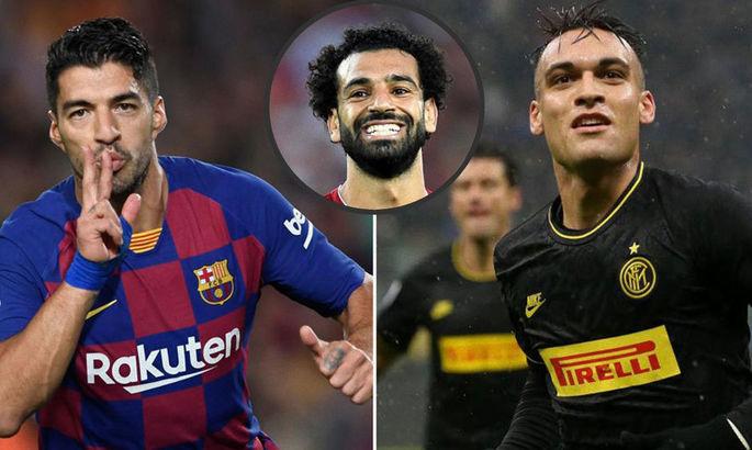 Лаутаро не перейдет в Барселону, а Суарес покинет Каталонию – Куман хочет видеть в клубе Салаха