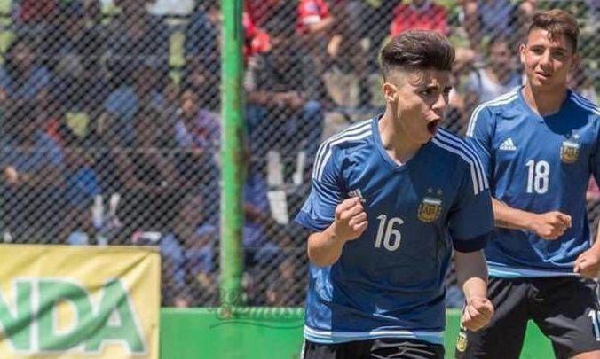 Киевское Динамо - среди почти 20 клубов, которые интересуются 16-летним аргентинцем