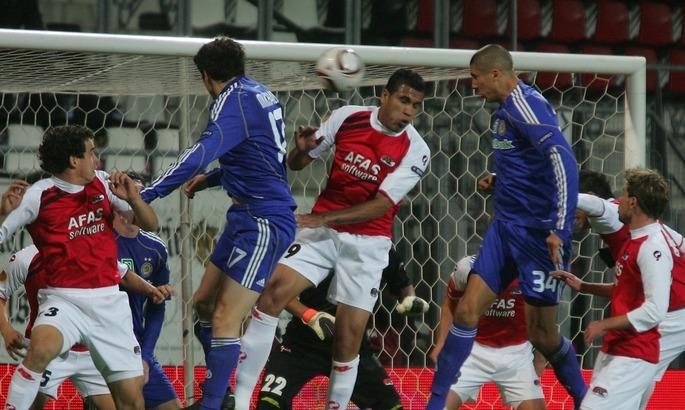 Хорошо ли вы помните противостояния Динамо с голландскими клубами - тест от UA-Футбол