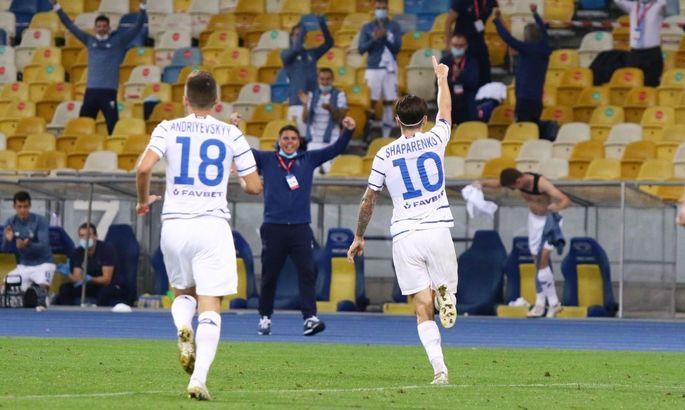 Динамо – АЗ 2:0. Видео голов и обзор матча