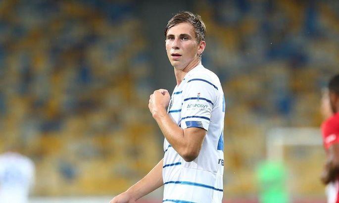Шевченко довызвал на сбор национальной команды 18-летнего защитника Динамо
