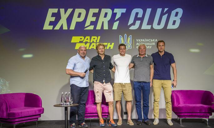 На заседании Эксперт клуба Parimatch обсудили камбек сборной Украины