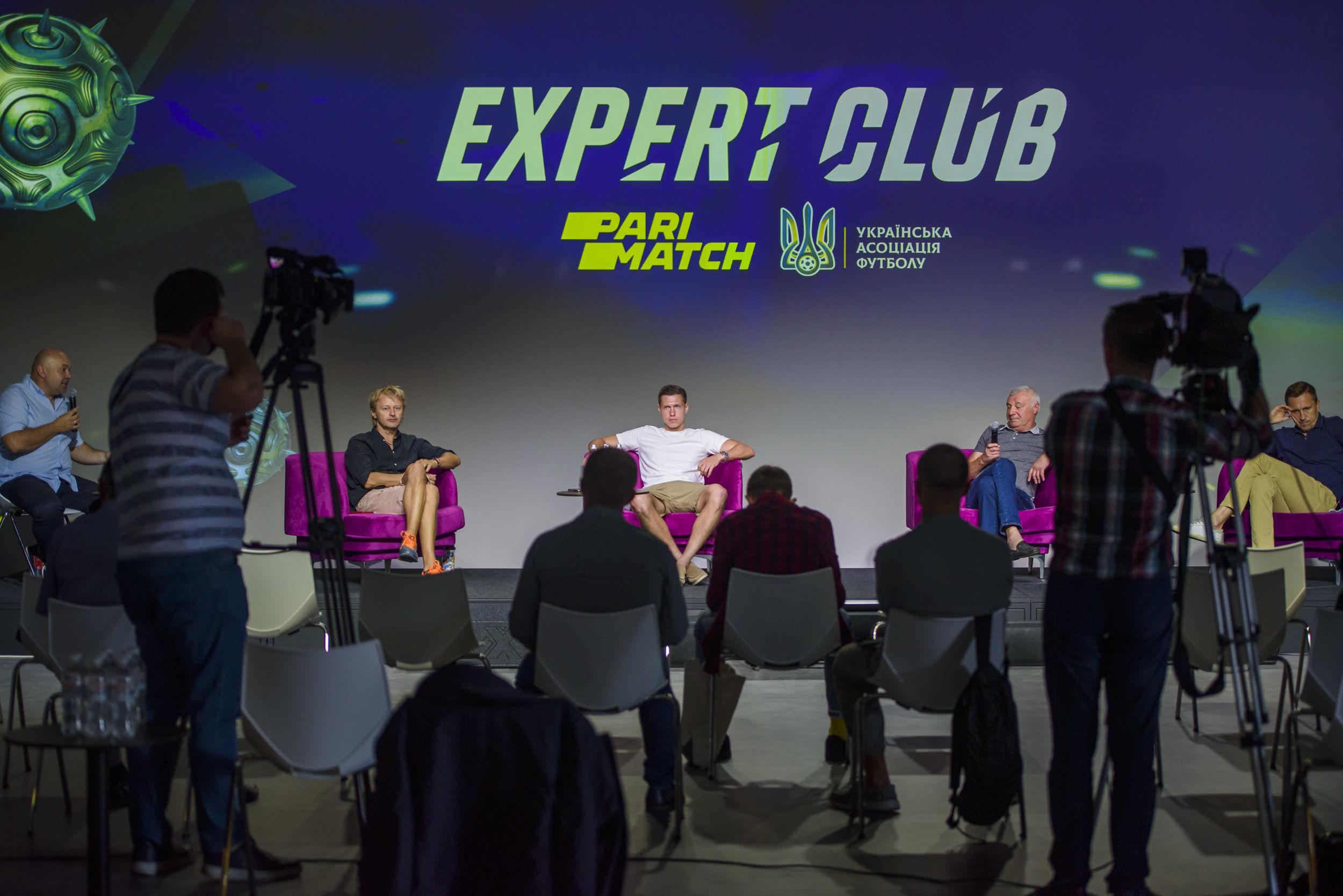 На заседании Эксперт клуба Parimatch обсудили камбек сборной Украины - изображение 1