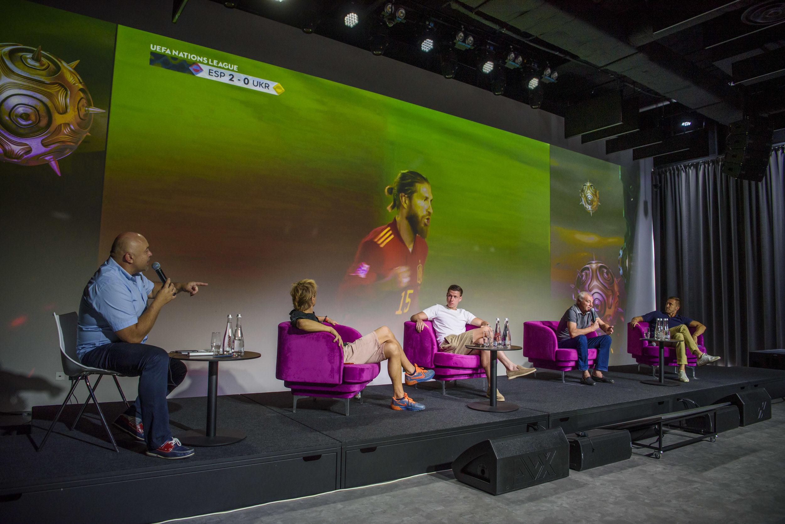 На заседании Эксперт клуба Parimatch обсудили камбек сборной Украины - изображение 2