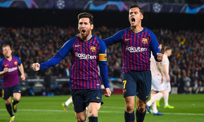 З Мессі, Коутіньо та Грізманном: Барселона оголосила склад на товариський матч