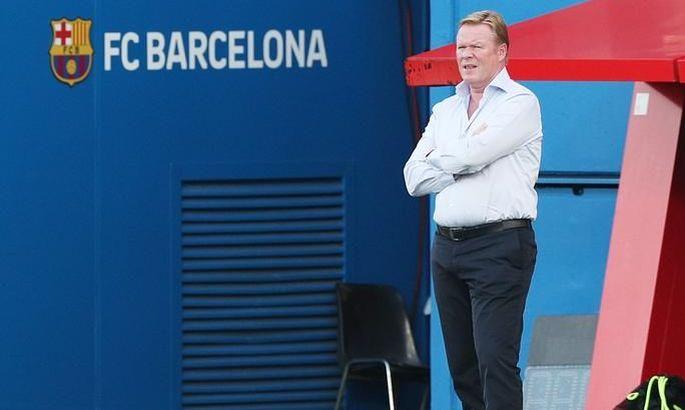 Куман: Барселона не заслужила поражения от Реала
