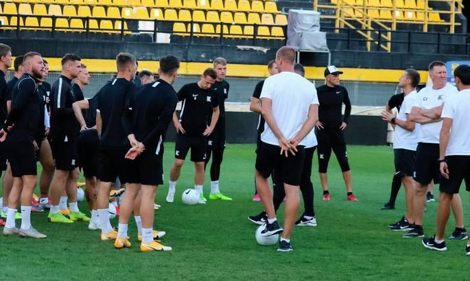 Руслан Фомін про матч Колоса: У Греції більше люблять атакуючий футбол