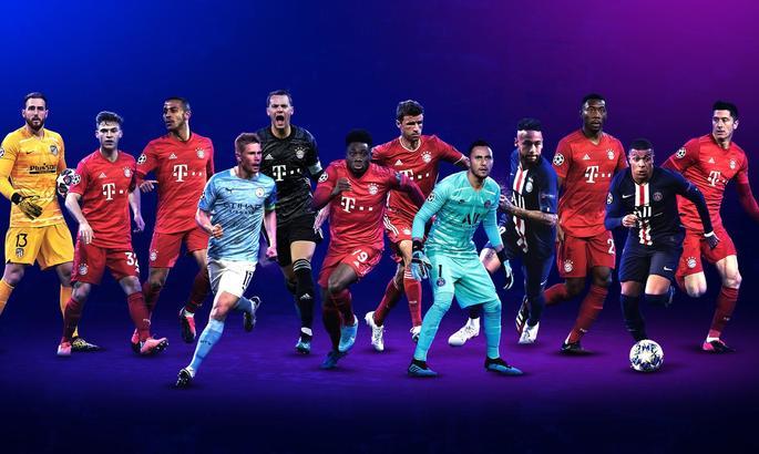 Без Месси, Роналду и ван Дейка. УЕФА объявил претендентов на звание лучших игроков ЛЧ
