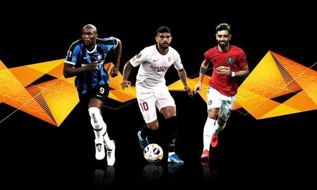 Без представників Шахтаря. Три футболіста претендують на звання найкращого гравця Ліги Європи