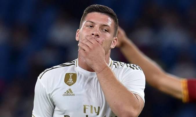 В поисках игрового времени. Лука Йович близок к уходу из Реала