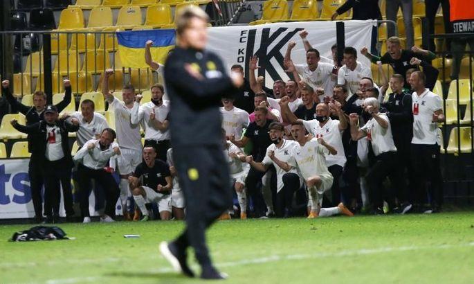 Из-за поражения от Колоса Арис уволил с должности главного тренера - СМИ