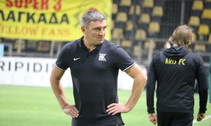 Іван Кривошеєнко про перемогу Колоса: Матч показав, як росте Костишин, а з ним і його команда