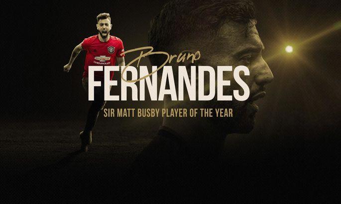 Вистачило півсезону: Фернандеш – гравець року в Манчестер Юнайтед за версією фанатів