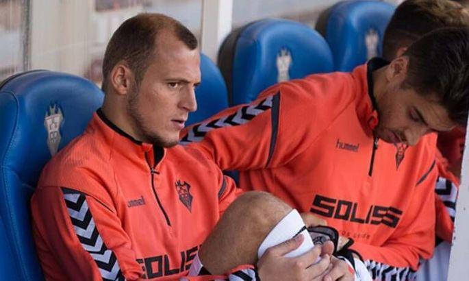 Роман Зозуля став об'єктом зацікавлення клубу іспанської Прімери