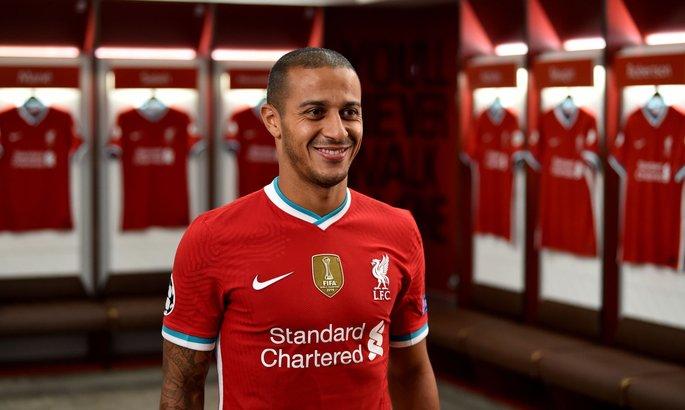 Официально: Тьяго Алькантара – игрок Ливерпуля