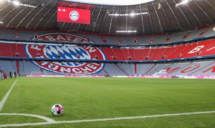 Бавария - Шальке. Смотреть онлайн прямую видеотрансляцию матча Бундеслиги