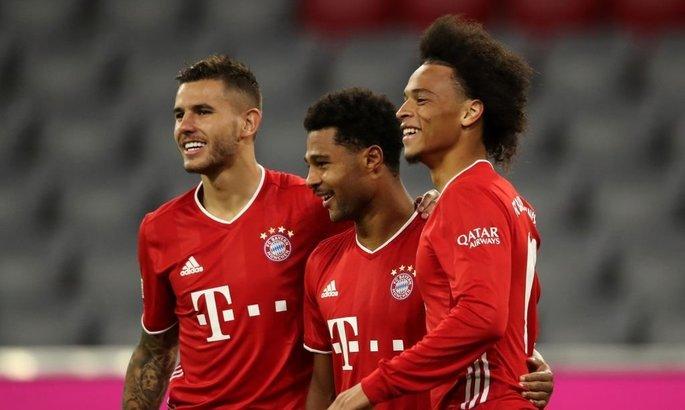 Бавария - Шальке 8:0. Новый сезон, старые разгромы