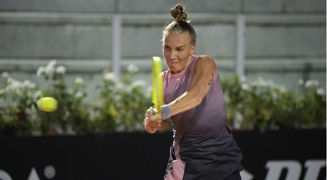 WTA. Рим. Світоліна перемагає росіянку Кузнєцову та крокує до наступного раунду змагань - изображение 1