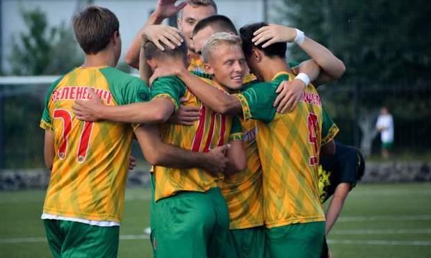 Вторая лига. Диназ уничтожает Ниву еще в дебюте, Черкащина одерживает первую победу в сезоне