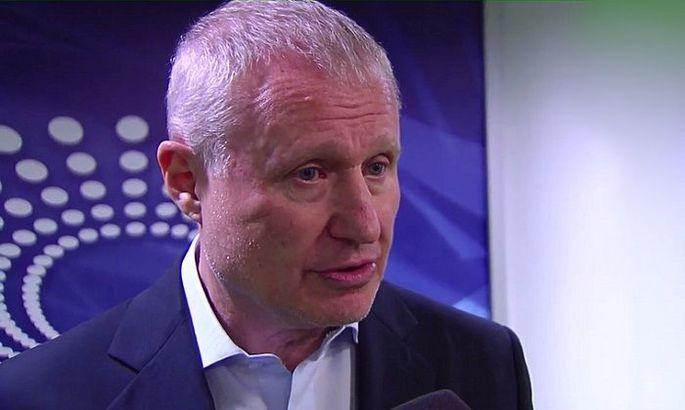 Григорий Суркис: В старте вышло шесть новых игроков, притом еще несыгранных