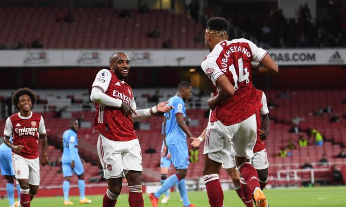 АПЛ. Арсенал вырвал победу у Вест Хэма в лондонском дерби