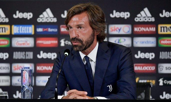 Пирло: Роналду - это преимущество, но мы должны играть в свой футбол без него
