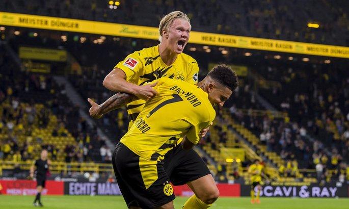Боруссия Дортмунд - Боруссия Менхенгладбах 3:0. Обзор матча и видео голов