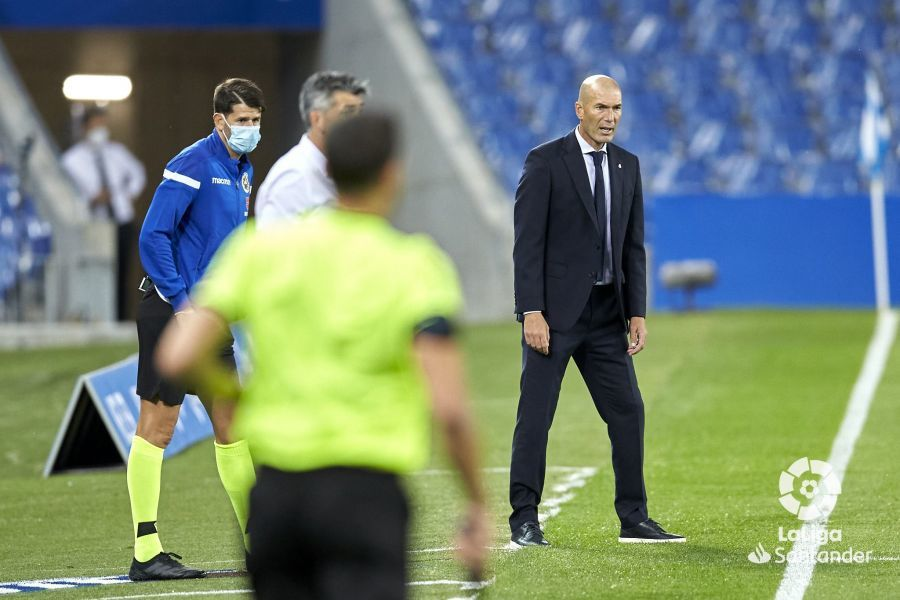 Прімера. 2-й тур. Реал Сосьєдад - Реал 0:0. Невиразний чемпіон - изображение 1