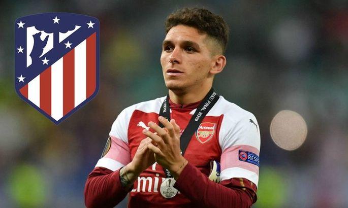 Атлетико хочет арендовать у Арсенала хавбека с правом выкупа