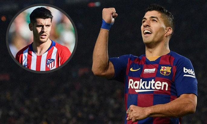 Суарес договорился с Атлетико – Мората готов отправиться вместо Луиса в Ювентус?