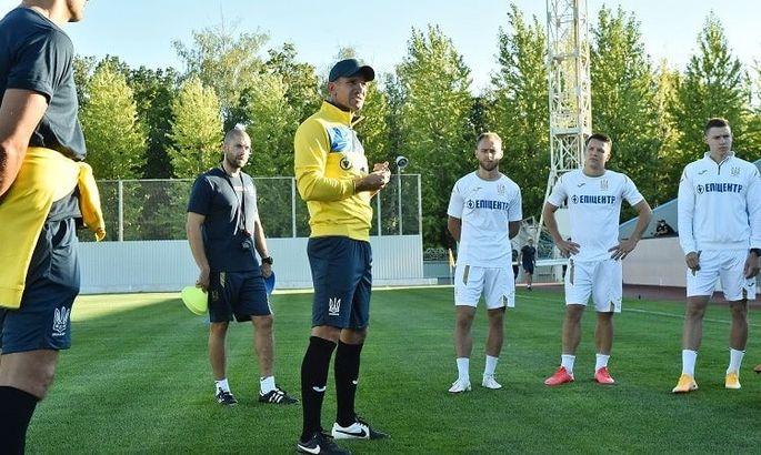 На расширенный майский сбор Шевченко вызовет до 30 игроков из клубов УПЛ