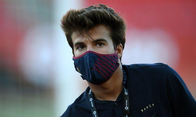 Верен Барселоне. 21-летний Пуч не захотел переходить в Баварию