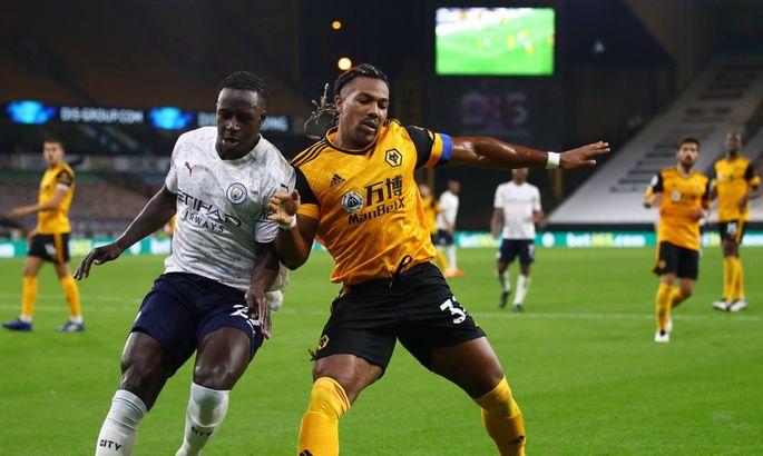 Волки слишком поздно вышли из спячки. АПЛ. Вулверхэмптон – Манчестер Сити 1:3