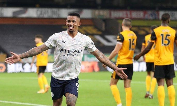 Вулверхэмптон - Манчестер Сити 1:3. Видео голов и обзор матча