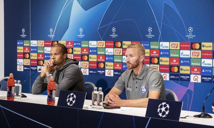 Тренер Гента: Наши шансы в первом матче с Динамо довольно высоки