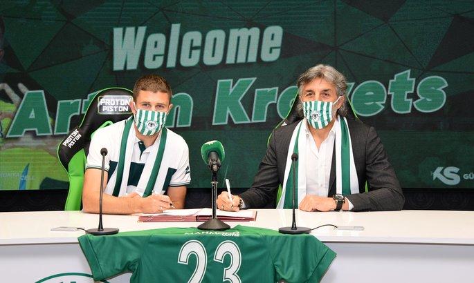 Официально: Артем Кравец - игрок турецкого Коньяспора
