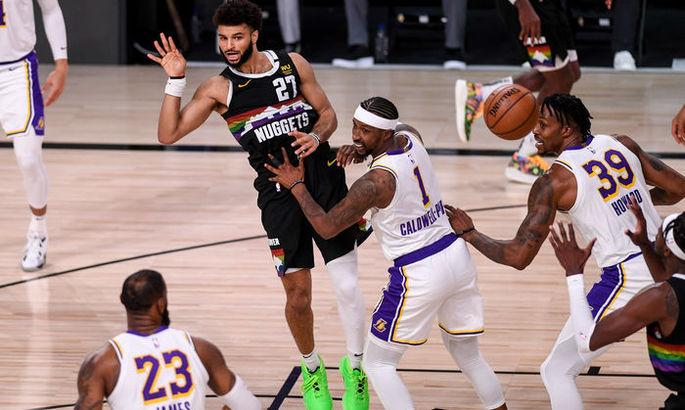 Плей-офф НБА. Денвер обыграл Лейкерс и сократил отставание в финале Запада